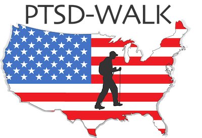 Steve Meyers PTSD Walk Logo